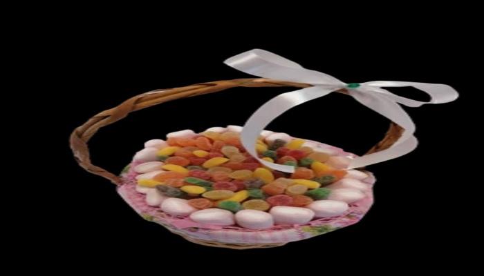 Cestas de dulces para regalar y muchas ideas más